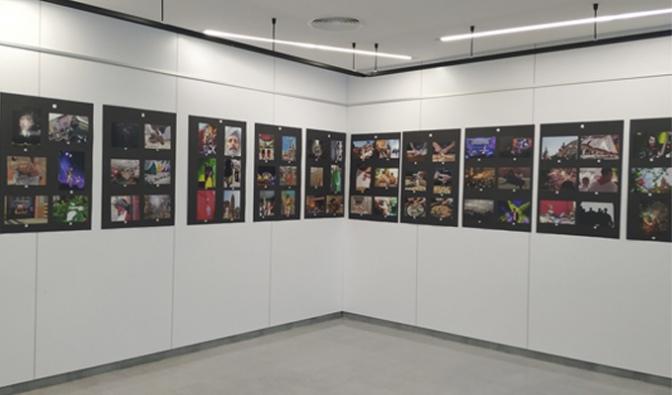 """El Centro Joven Municipal acoge la exposición del XXIX Recorrido fotográfico """"Ciudad de Calahorra"""""""
