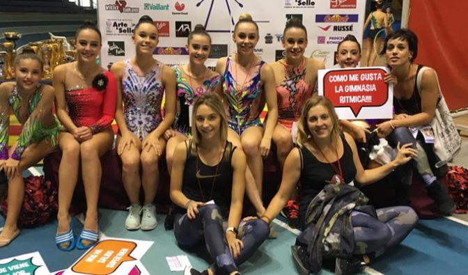 El Club G.R. Agrupación deportiva Agustinos de Calahorra en el Torneo de la Virgen del Pilar