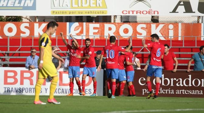 El CD Calahorra ya prepara su encuentro frente al Real Racing Santander SAD del sábado