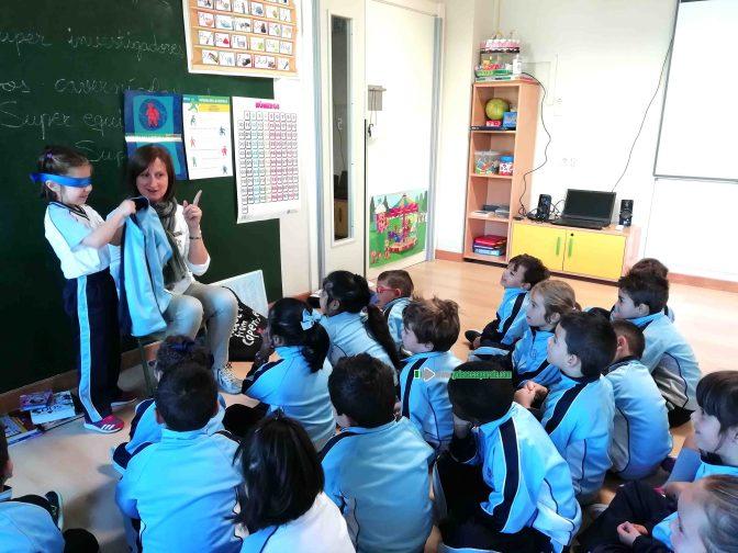Esta semana se han llevado a cabo varias actividades por la integración en el Colegio La Milagrosa