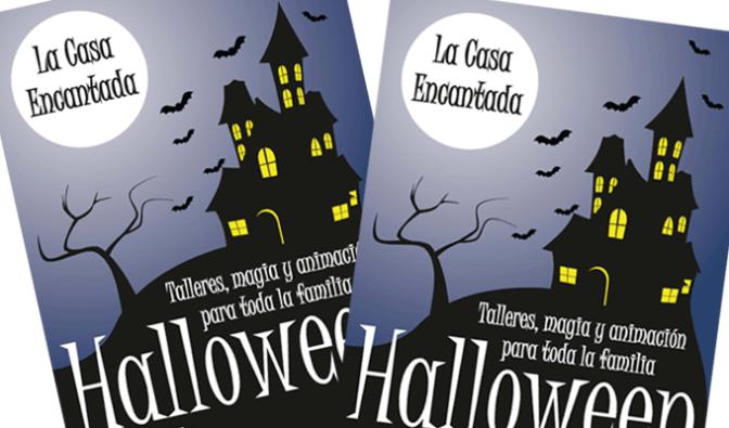 La Casa Encantada nueva actividad para Halloween en Calahorra