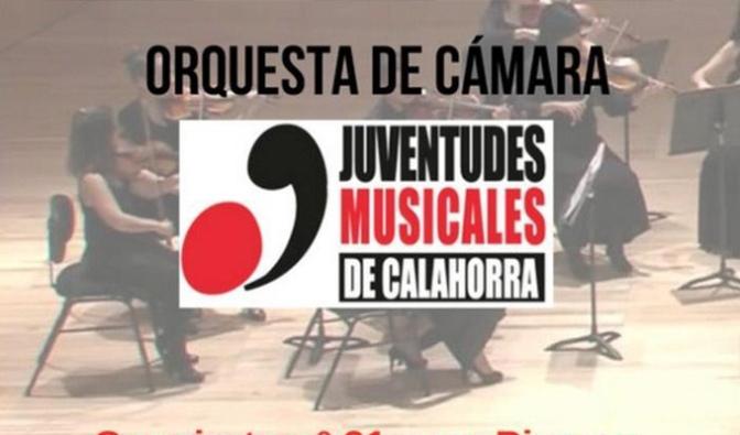 La Orquesta de Cámara Juventudes Musicales de Calahorra ofrecerá próximamente dos conciertos muy especiales