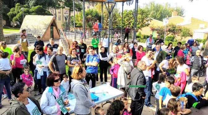 Cerca de 130 personas disfrutaron de la Gimkhana Solidaria a favor de ADA Alfaro