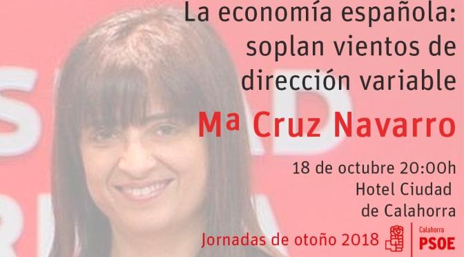Hoy comienzan las Jornadas de Otoño organizadas por el PSOE Calahorra