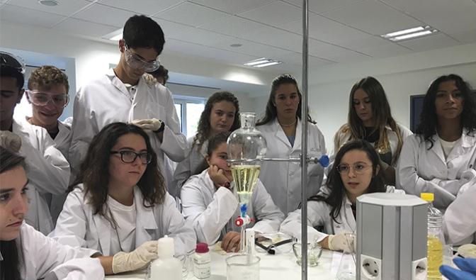 'La Rioja: más que vino', nuevo proyecto de los alumnos de Bachillerato de Agustinos