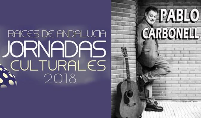 Jornadas culturales Raices de Andalucía y  continuacion del ciclo de artes escénicas este fin de semana en San Adrian