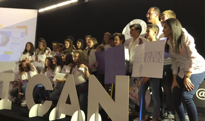 """Teresianas finalista en el reto """"Design for Change España"""