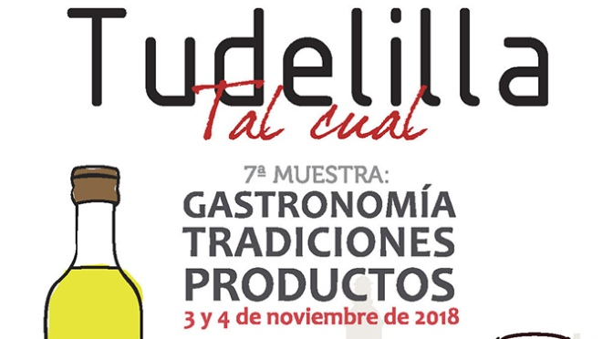 7ª Muestra degastronomica y de productos tradicionales de Tudelilla