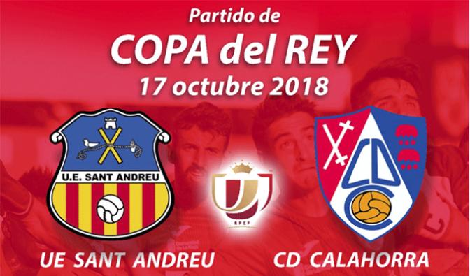 Viaje a Barcelona para apoyar al CD Calahorra en la Copa del Rey