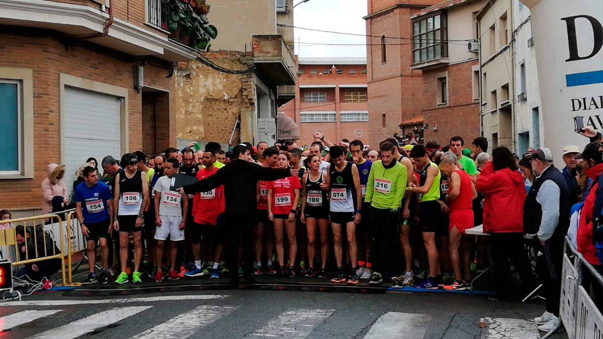 12 º Cross Vuelta al Plantío de San Adrián (video)