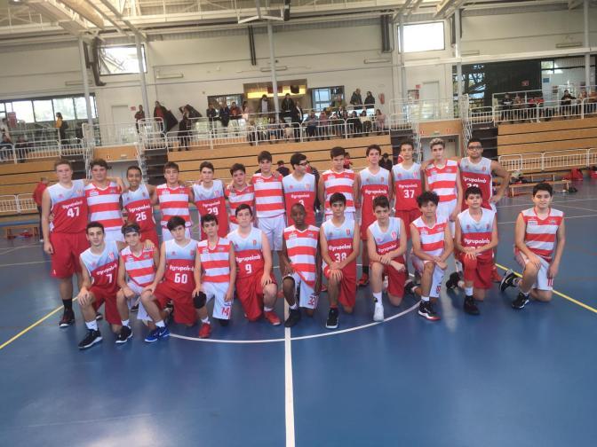 Positiva jornada para los equipos de ABQ Calahorra