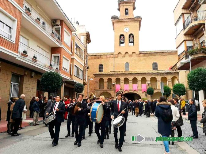 Azagra celebró San Gregorio el fin de semana