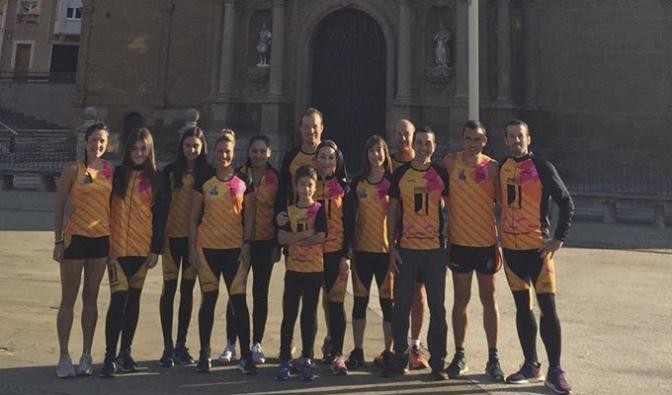 El Pasos Runners cumple su primer aniversario