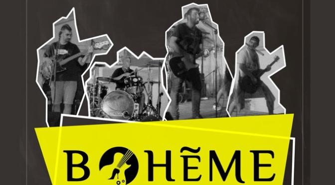 El grupo calagurritano Boheme, presenta esta noche su nuevo disco