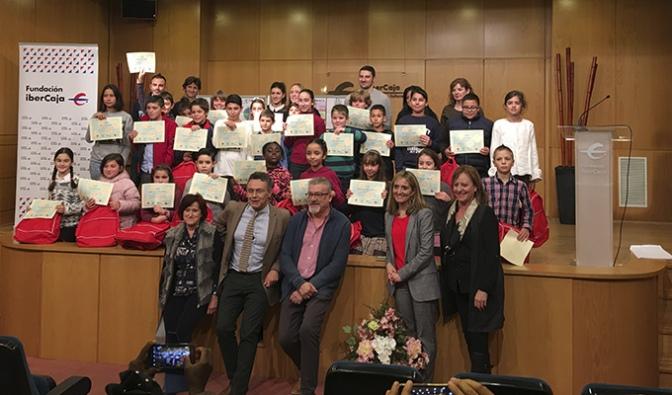 Alumnos del CPEIP La Milagrosa premiados en el  XI Concurso Escolar Dibujando por los Buenos Tratos