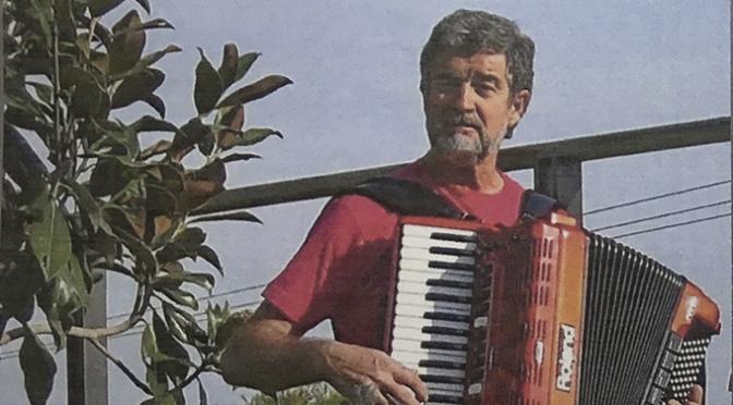 Concierto de acordeon de Jose Antonio Bárbara