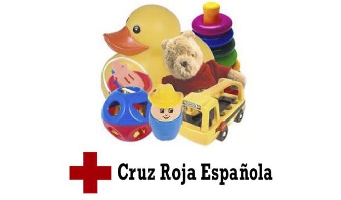 Comienza la campaña de recogida de juguetes de Cruz Roja