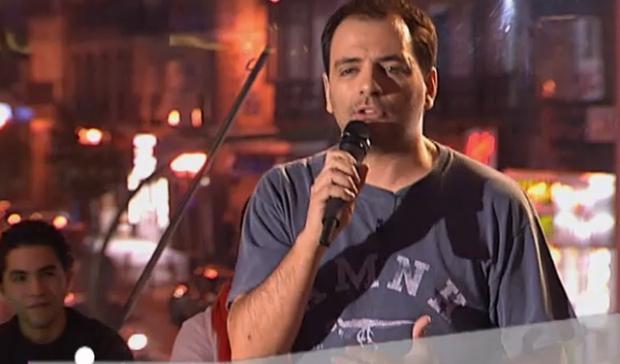 El actor y monologuista, Juan Solo continua con el ciclo de monólogos de La Comedia
