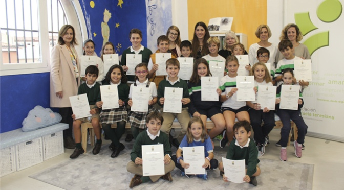 Los alumnos Teresianas reciben sus certificaciones Trinity College London como de Cambridge University