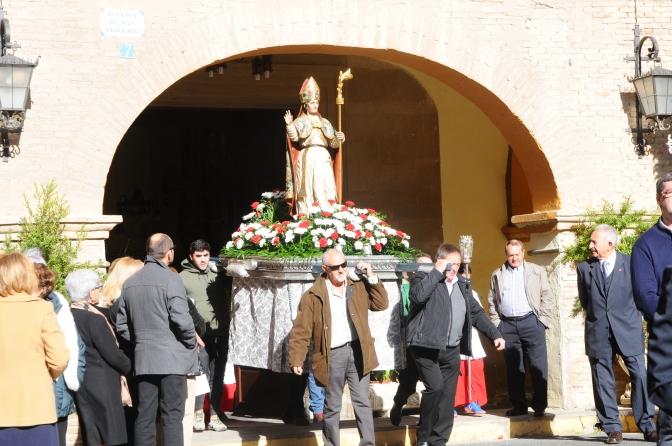 Azagra celebra este fin de semana sus  fiestas en honor a su patrón San Gregorio