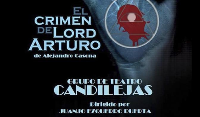 """Estreno teatral de Juanjo Ezquerro con """"El crimen de Lord Arturo"""""""