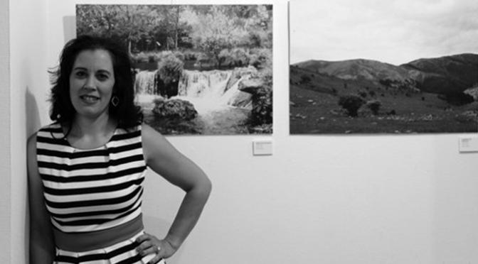 El Centro Fundación Caja Rioja-Bankia Calahorra acoge una exposición de Gloria Extremiana