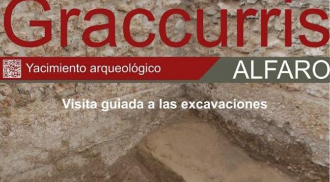 Visita guiada al yacimiento arqueológico Graccurris