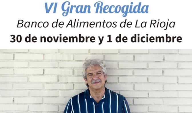 El Banco de Alimentos de La Rioja celebra la VI Gran Recogida los días 30 de noviembre y 1 de diciembre