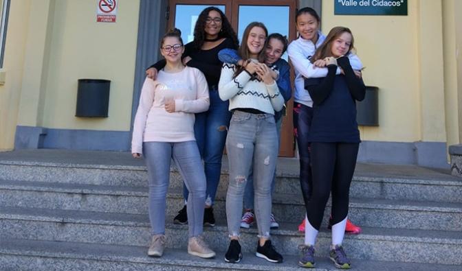 Alumnos del Ies Valle del Cidacos de intercambio con Dijon