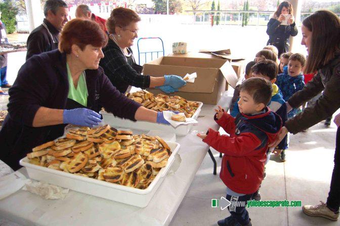 El CEO Villa de Autol inaugura el año de la Gastronomía y la Alimentación