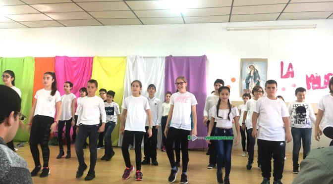 La Comunidad Educativa del Colegio La Milagrosa celebra el día de la Virgen Milagrosa