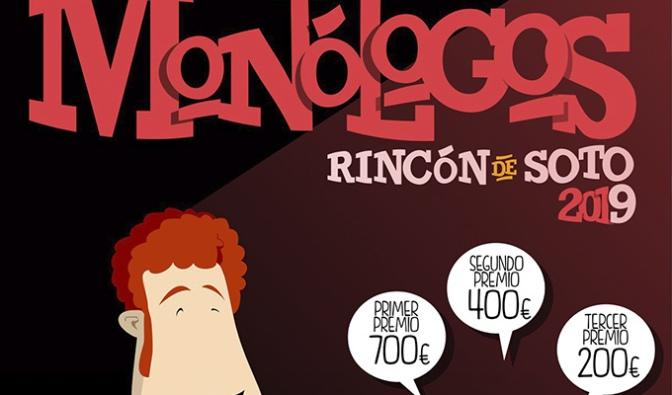 Vuelven los monólogos a Rincón de Soto