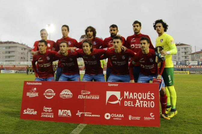 Entrenamientos y próximos partidos de los equipos del CD Calahorra para esta semana