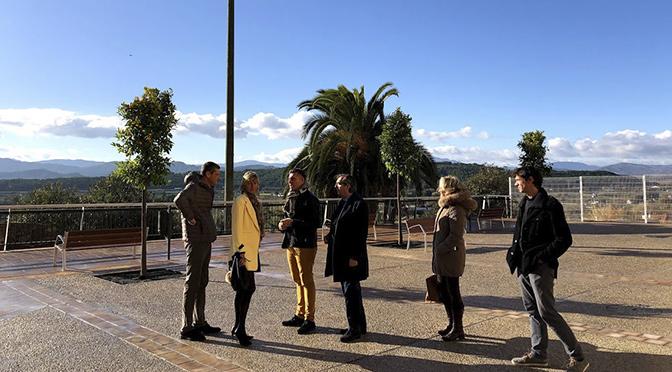 Finalizan las obras de urbanización de la plaza de la Verdura y la calle Portillo de la Plaza