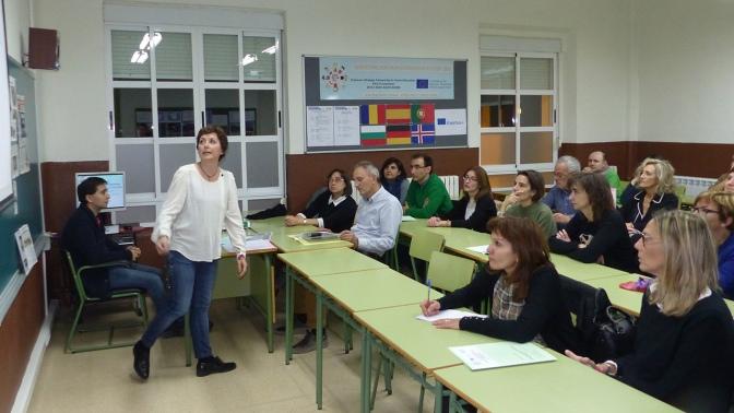 Proyecto Erasmus + del CEPA San Francisco