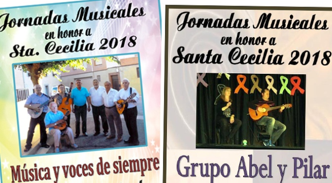 Continuan las Jornadas musicales en honor a Santa Cecilia en Alfaro