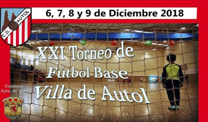 Regresa al Puente de Diciembre la 21 edición del Torneo de Fútbol Base Villa de Autol