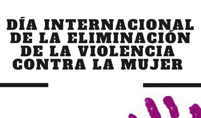 Alfaro celebra el día internacional de la eliminación de la violencia contra la mujer con Lipdub incluído