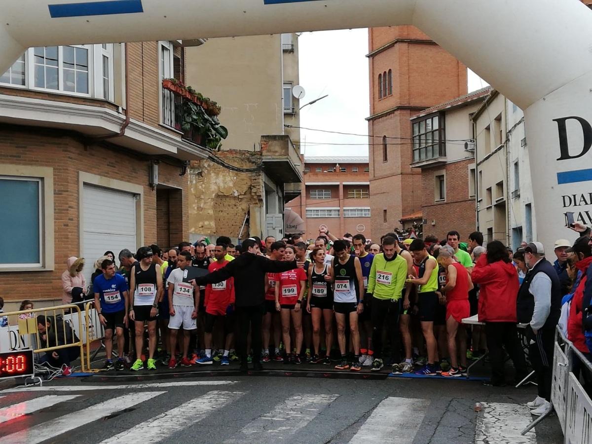 Imágenes del 12º Cross Vuelta al plantio