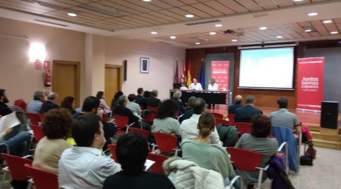 Cerca de 50 personas han participado en la presentación del Programa Social de Empleo de Fundación MAPFRE