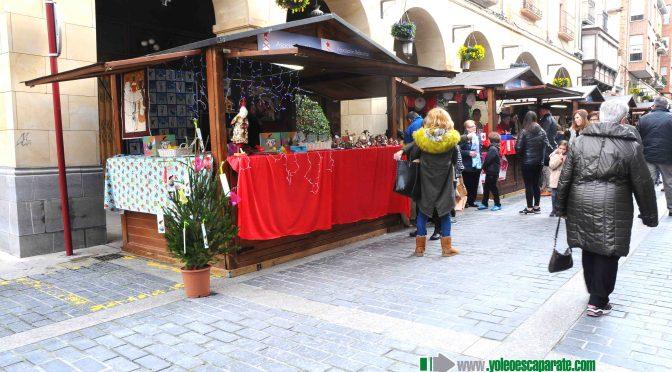 Galería: Mercado de Navidad en Calahorra