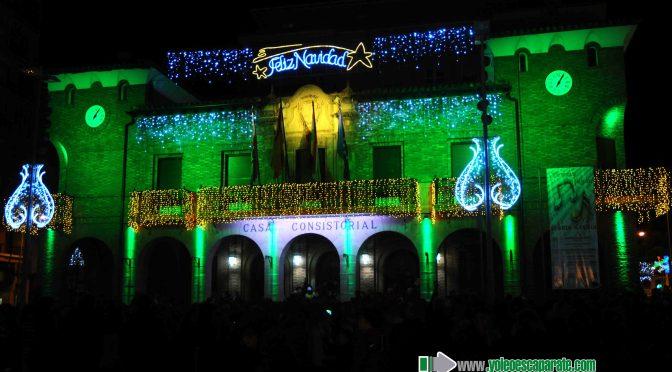 Galeria: Encendido de Navidad en Calahorra