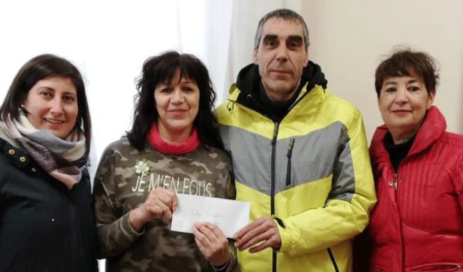 El AMPA del Colegio Ángel Olivan solidario con la AECC