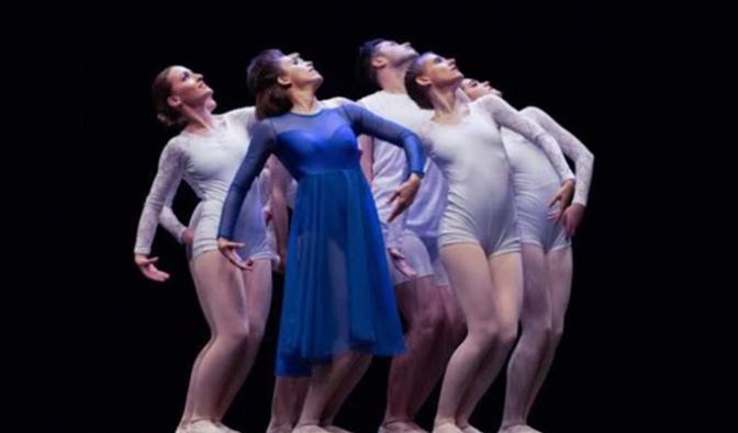 Primer concurso de baile moderno en Calahorra