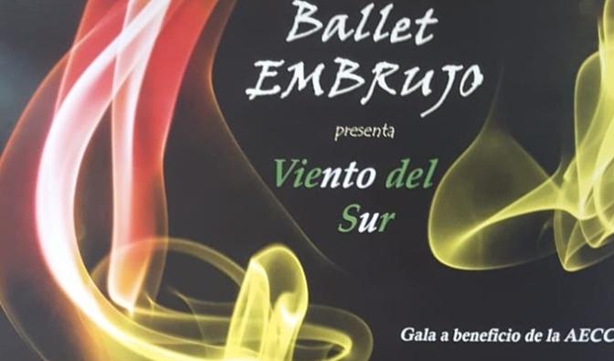 Función benéfica para la AECC de Ballet Embrujo
