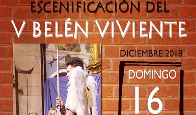 Este domingo tendrá lugar el V representacion del Belén Viviente de Calahorra