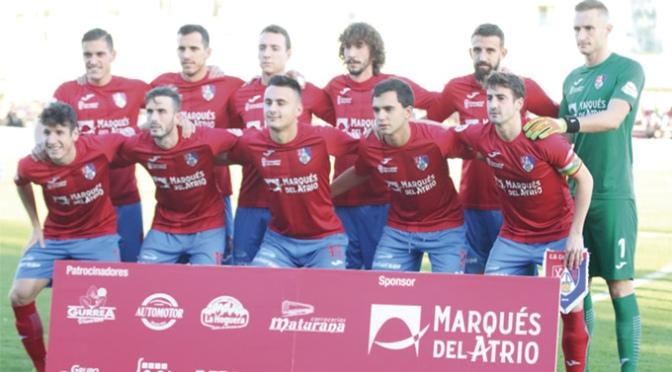 Tras el empate del sábado, el CD Calahorra ya está pensando en el próximo