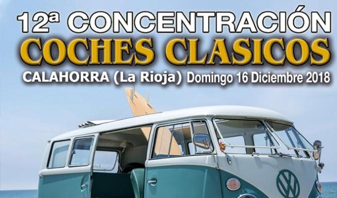 12ª Concentración de coches clásicos