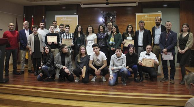 Los emprendedores tienen premio en Alfaro