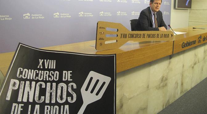 La Rioja Capital abre hasta el 14 de enero el plazo para participar en el XVIII Concurso de Pinchos de La Rioja